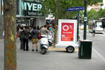 Scooter Advertising Gallery